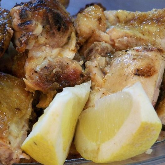 pollo gastronomia